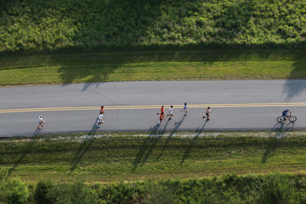 Josh Wheeler Full Marathon